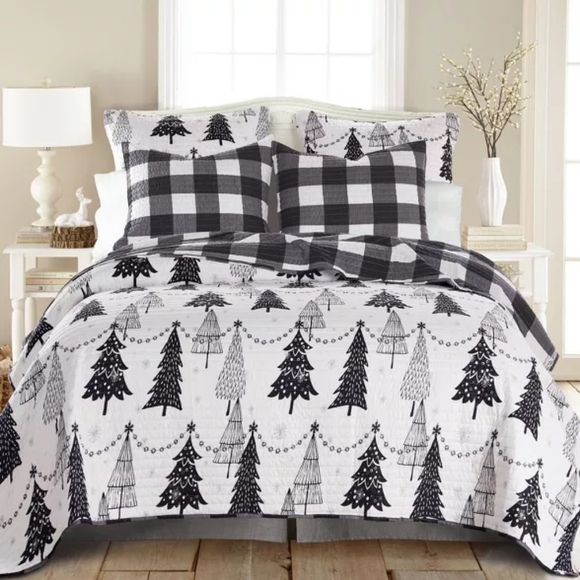 Oscar Grace Bedding Oscar Grace Pine Ridge Christmas Quilt Set King Poshmark